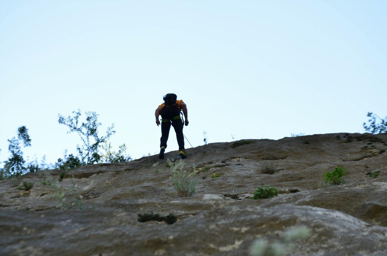 rafting adige climbing montagna verona 53