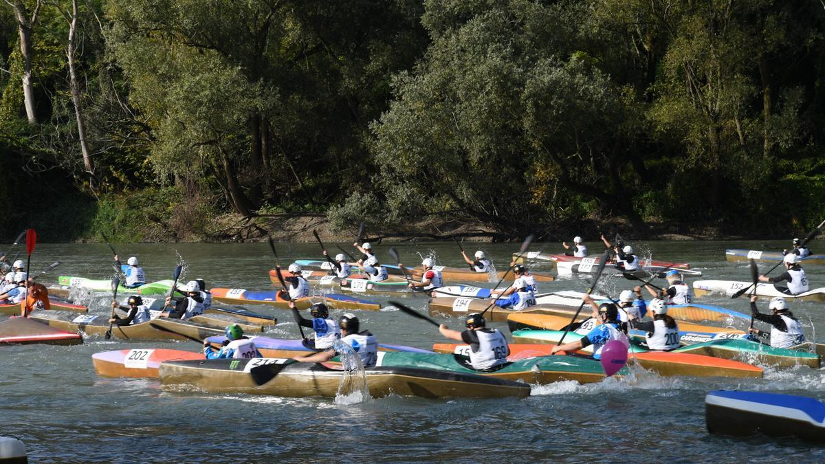 Adigemarathon, l'«inno alla gioia» del fiume Adige