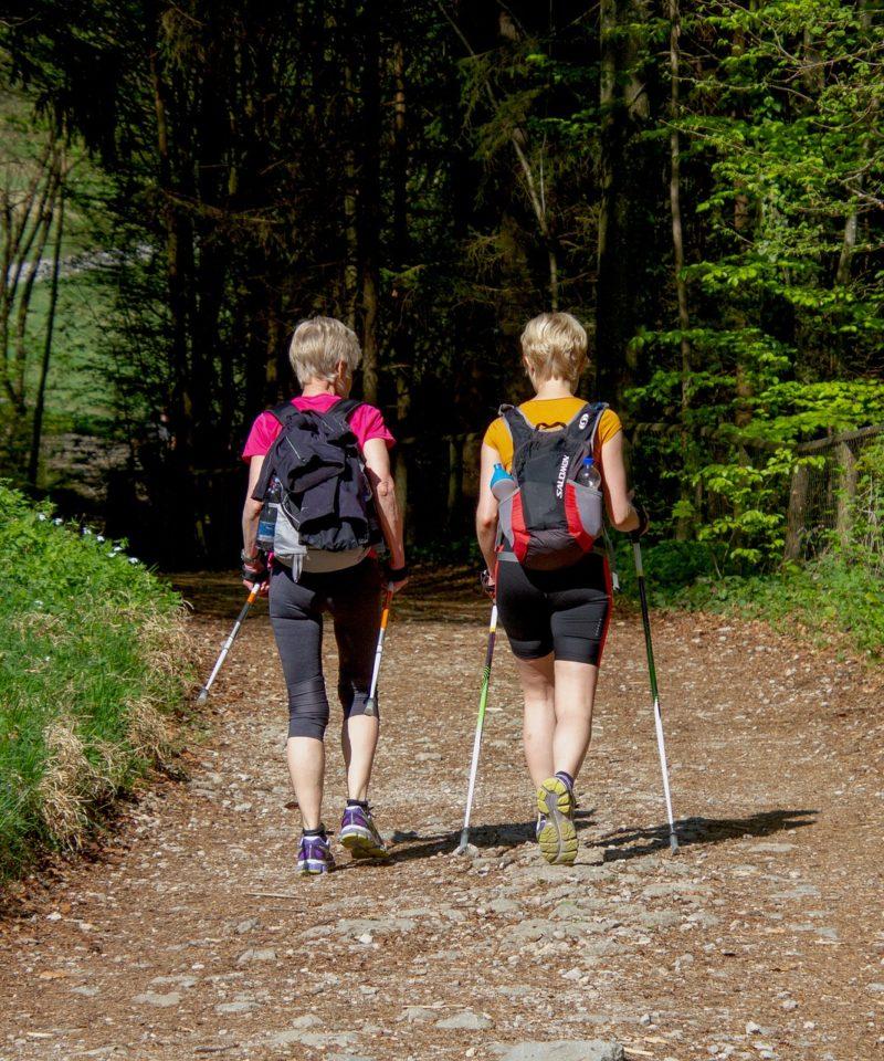 Nordic Walking Visit Valdadige