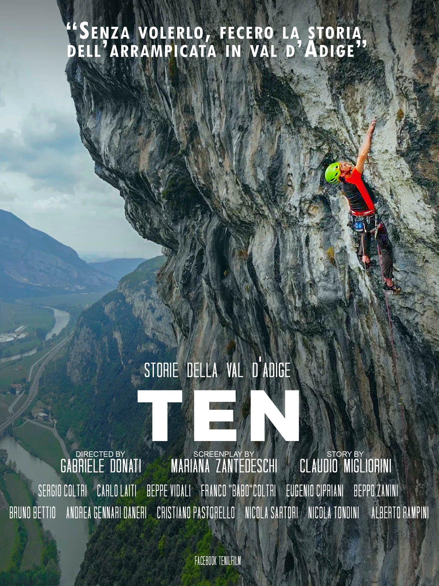 """Il film TEN """"nasce"""" un pomeriggio a casa di Gabriele Donati aka Swarup..."""