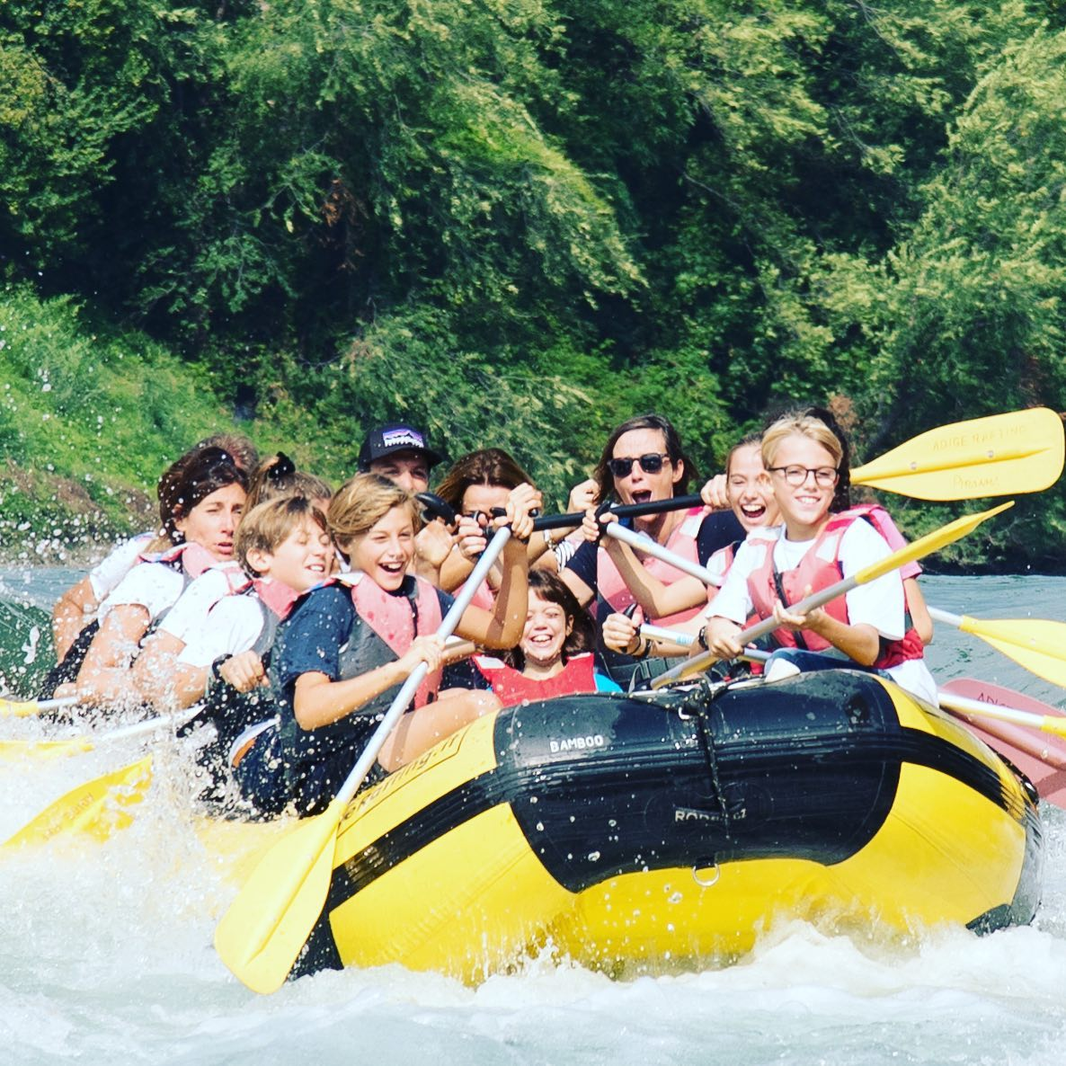 VisitValdadige.com Come with Us! #rafting #veronaturismo #sport #slowturism #v...