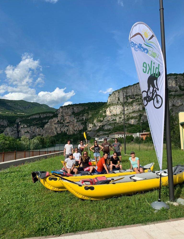Tour Bike e Kayak Adige Val dAdige 15 5