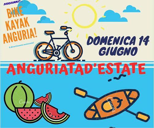 Anguria/Bike tour/Kayak