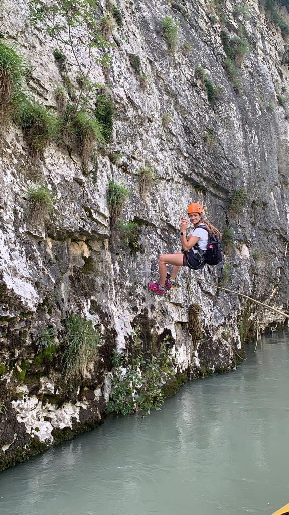 Climb today @ VisitValdadige Camp per Super Giovani! Le attivita proseguono f...