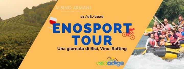 ENOSPORT tour: dedicato ad appassionati e neofiti.