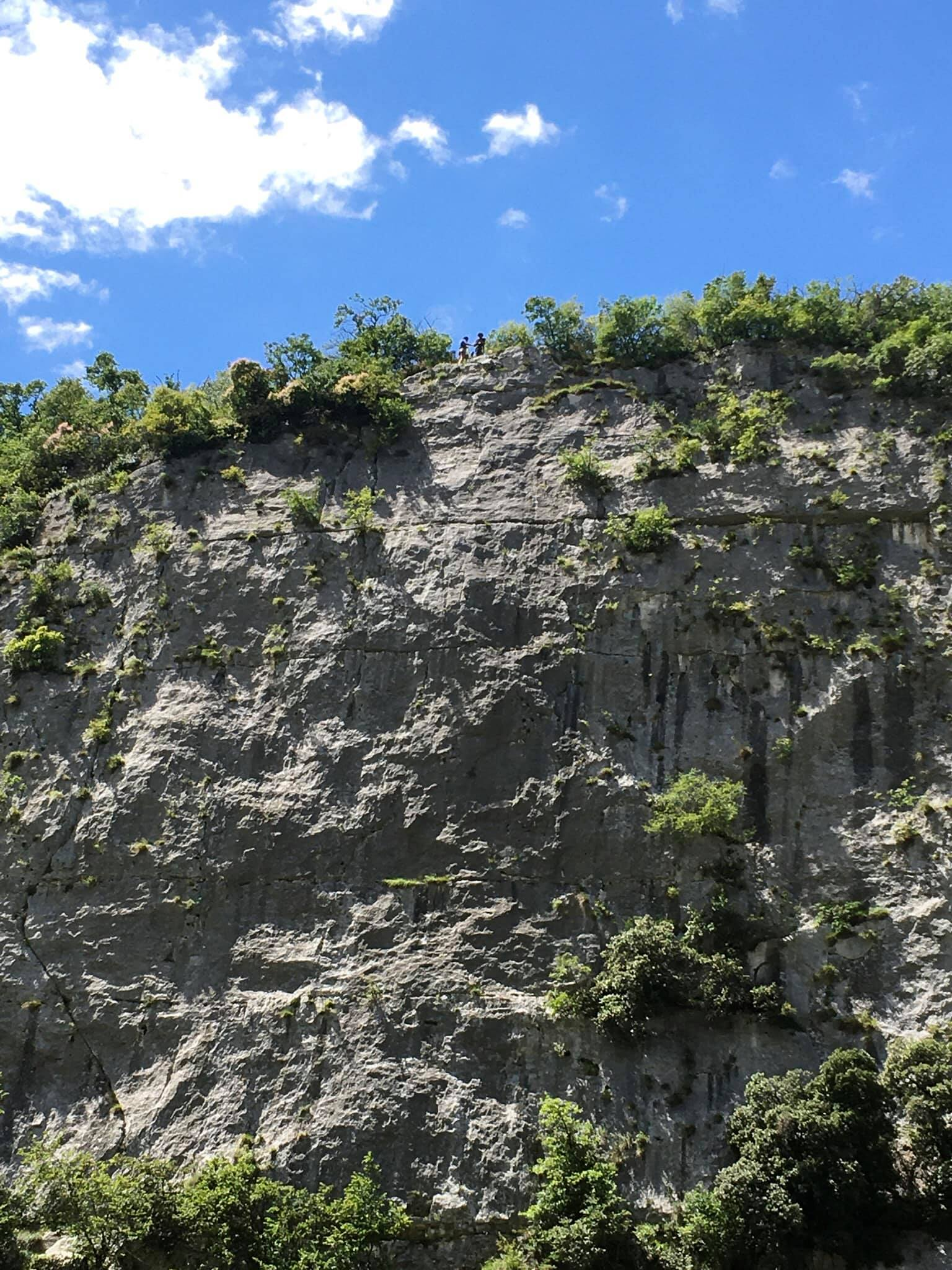Raft'n'Climb Val d'Adige caput mundi Rafting + ferrata + vuoto cosmico = super ...