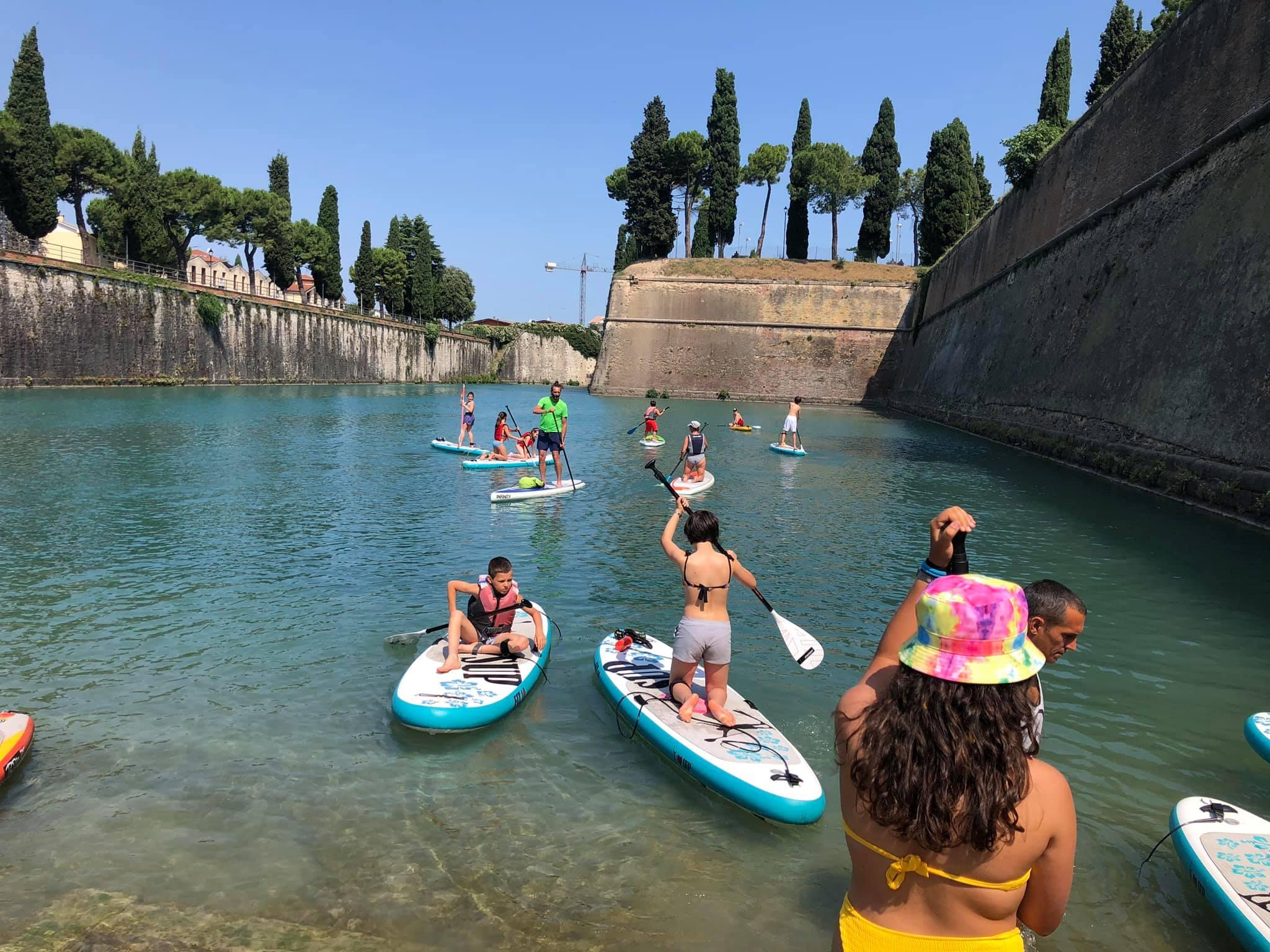 Sup a Peschiera. Camp x SuperGiovani dai 9-14anni Luglio//Agosto//Settembre ...