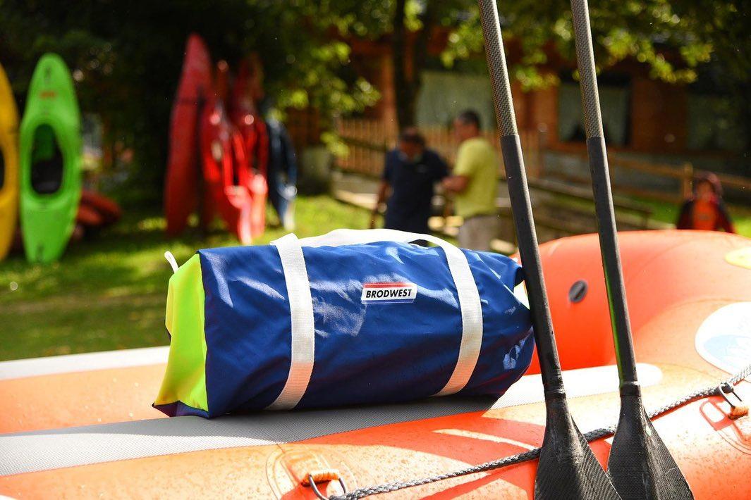 BRODWEST x VISITVALDADIGE #sportsbag #sport #rafting #visitvaldadige #brodwest #...