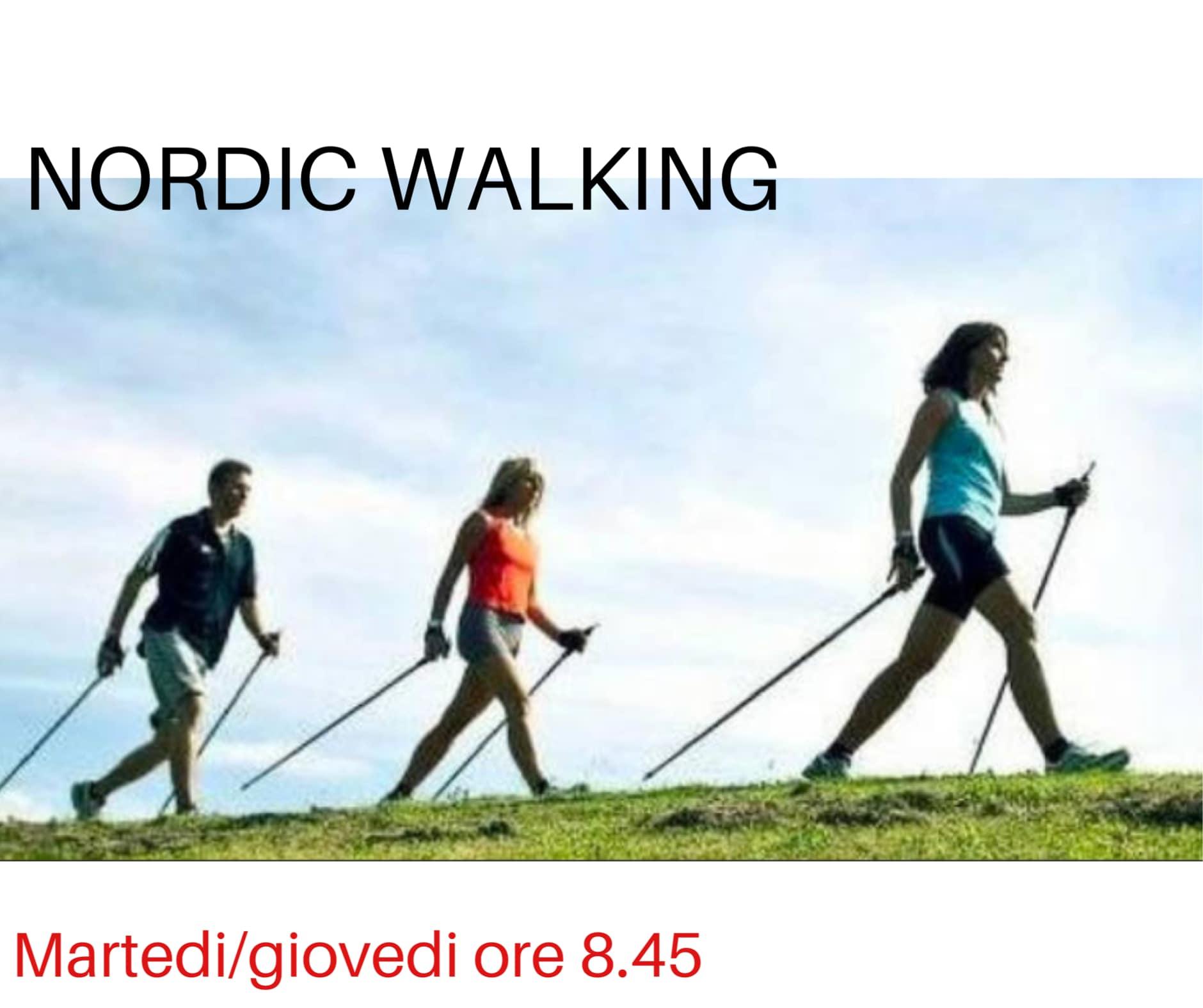 -NordicWalking -Aperitivo ed Assaggini speciali Ogni martedì e giovedì mattin...