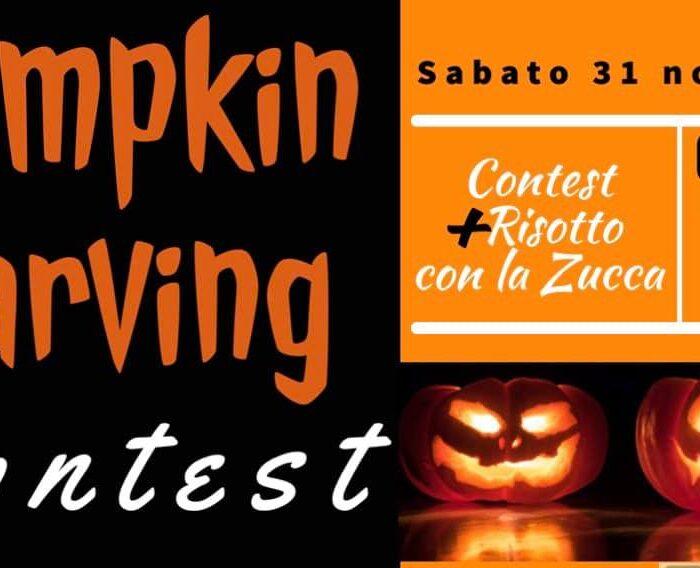 Pumpkins Carving Contest    La prima Gara che premierà la più Orribile Zucca de...