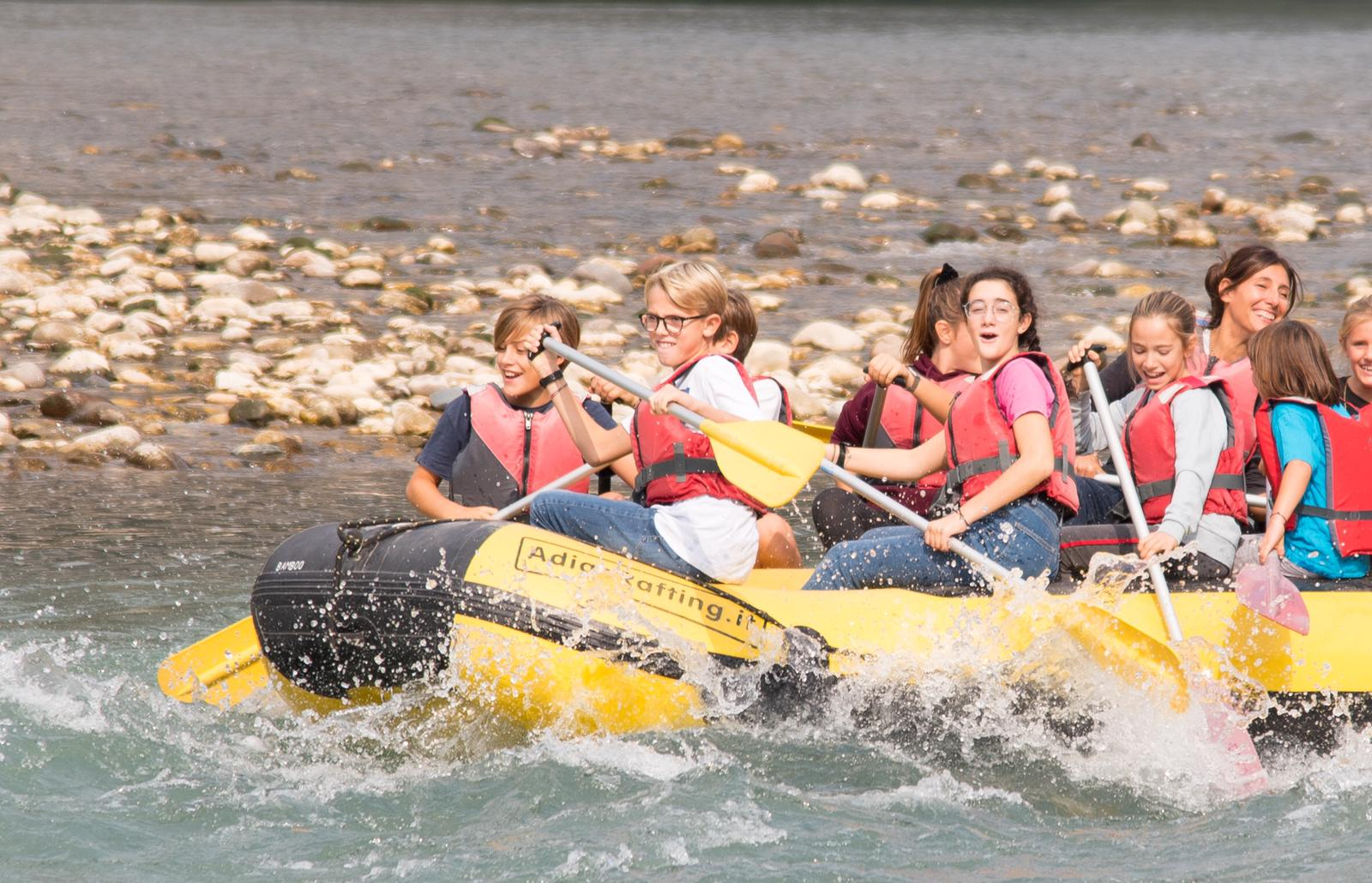 X-Treme Adventure Camp Children aged 8 to 15 From Monday to Friday ...