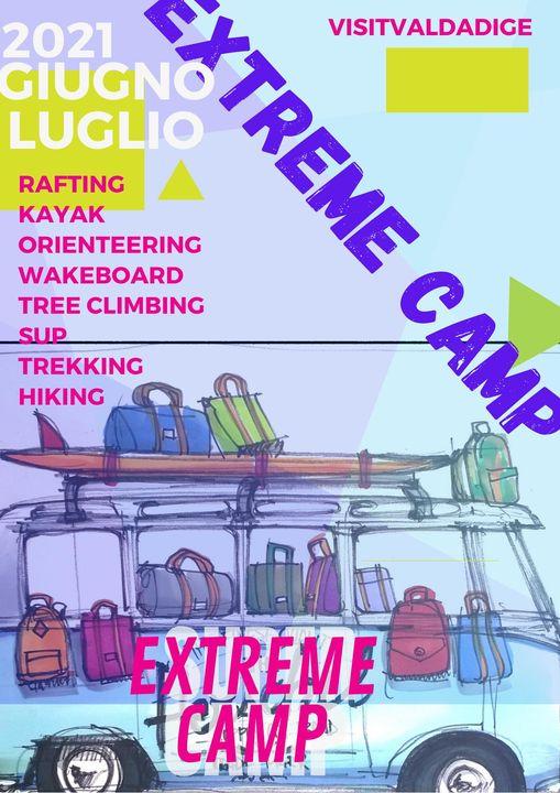 EXtreme Camp 2021 From 14 June to 16 July Program: Monday Kayak / sup lake ...